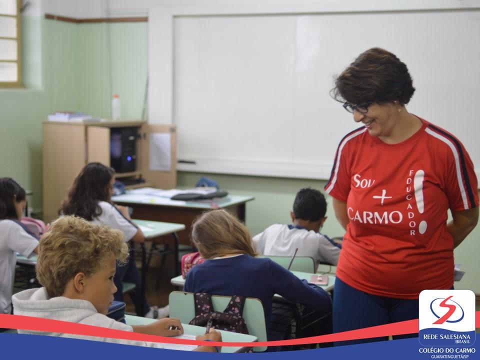 Orientação de Estudos auxilia estudantes do Ensino Fundamental II e Médio