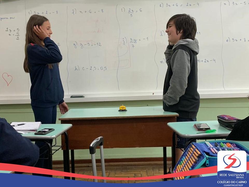 Aprendendo Matemática com o jogo
