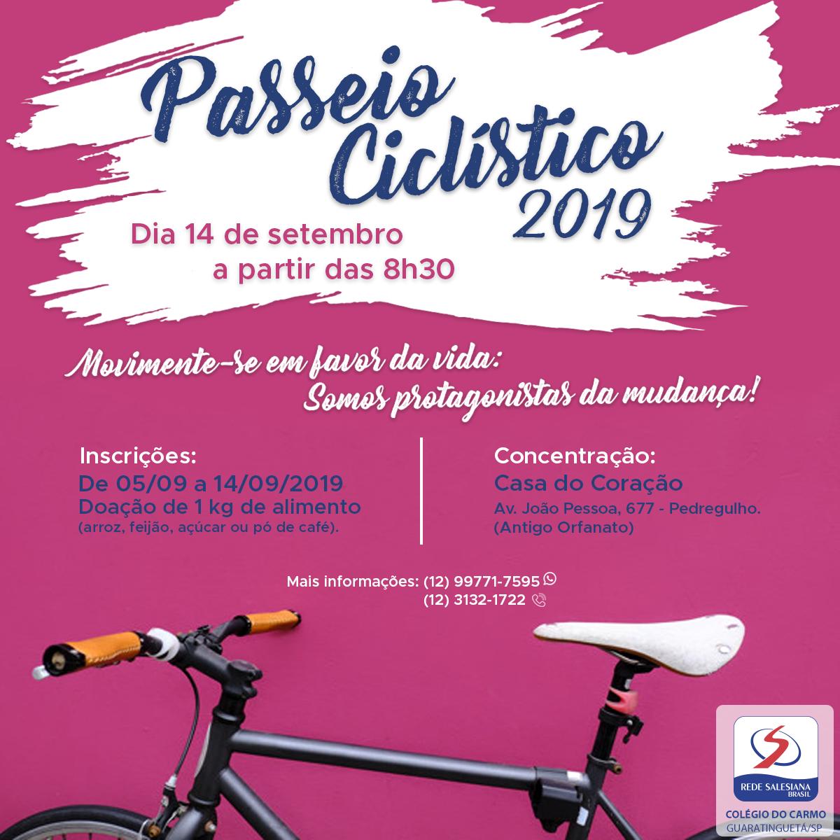 Passeio Ciclístico 2019