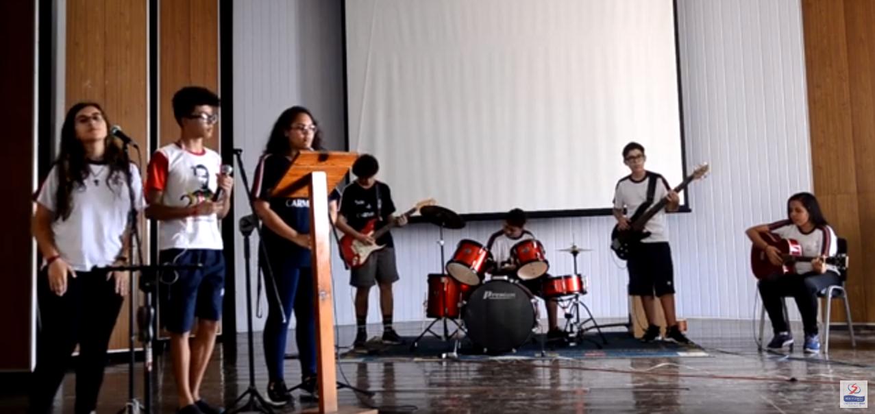 [Vídeo] Confira a apresentação da Banda do Carmo para o FEST 2019!