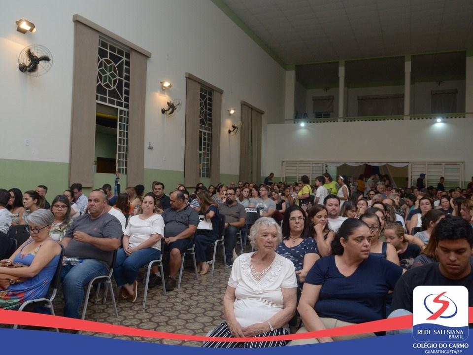 Sarau Literário 2019 -