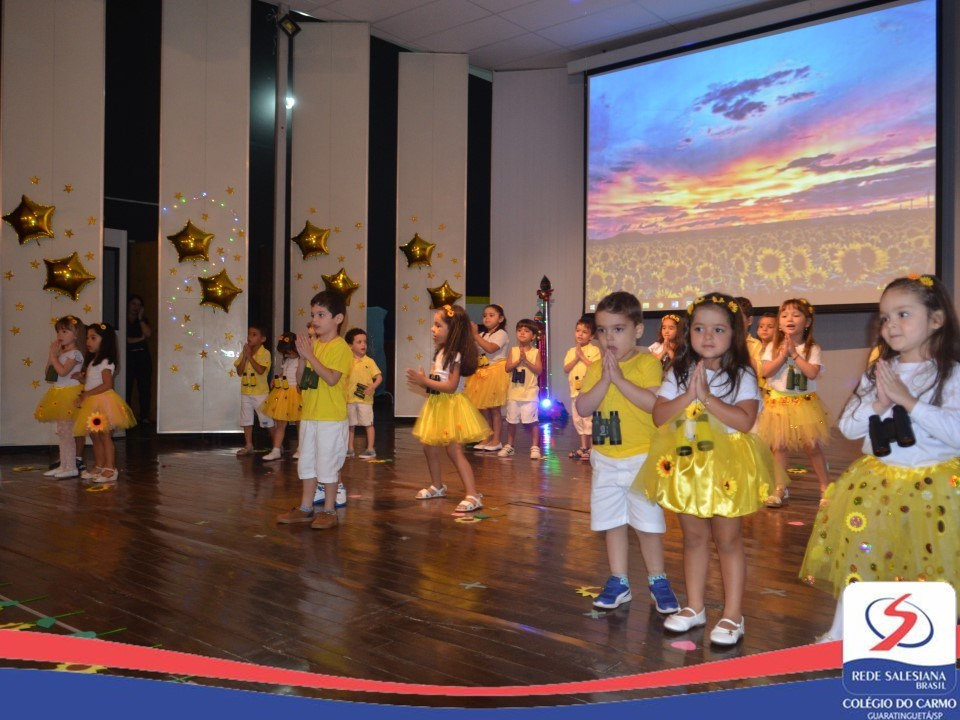 Festa de Encerramento Infantil II A e II B