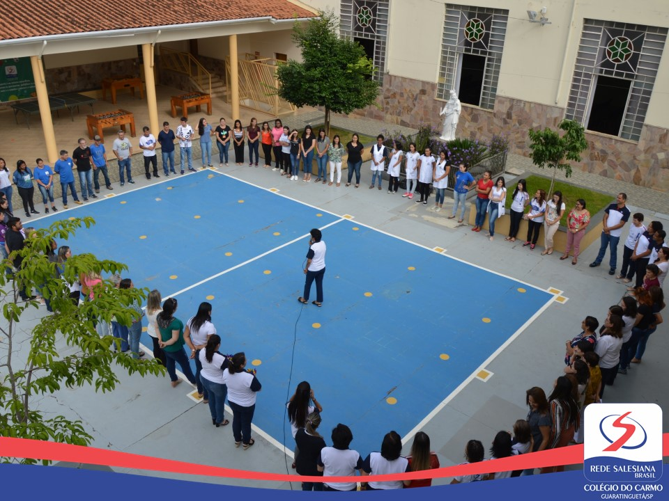 1º dia da Semana Pedagógica e Inauguração do novo espaço da Educação Infantil