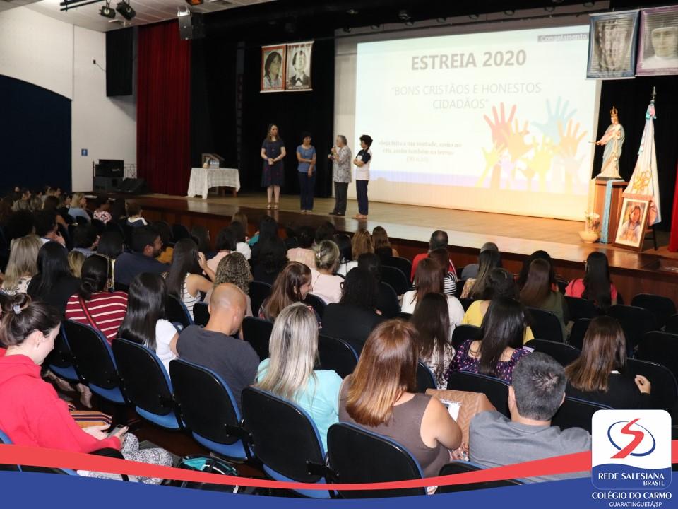 Escolas salesianas do Vale do Paraíba promovem formação