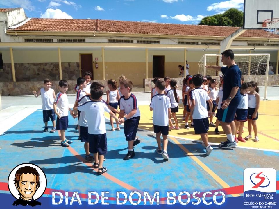 3101 - Dia de Dom Bosco