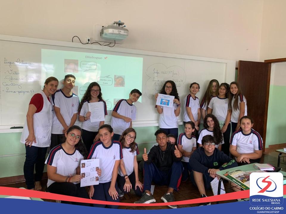Revisão de Inglês utilizando Plataformas digitais